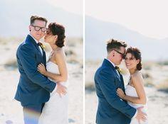 jackie wonders photographer #palmsprings #desertweding #bride&groom