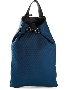 Jil Sander Mochila Texturizada - Tom Greyhound - Farfetch.com