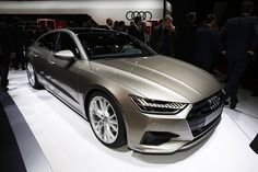 Чем интересен новый Audi A7 2019