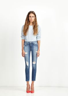Genetic - Loren in Destroy, I totally luv these, like the  Best Fitting Jeans ever!