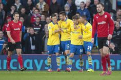 Cardiff 0-3 Arsenal match report: Aaron Ramsey scores twice against former club as Gunners march on