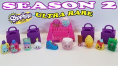www.youtube.com/user/disneytoybox?sub_confirmation=1 Shopkins Season 2 with ULTRA RARE and SPECIAL EDITION #Shopkins #Toys #Christmas