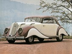 Panhard Dynamic X77 Coupe '1936–38
