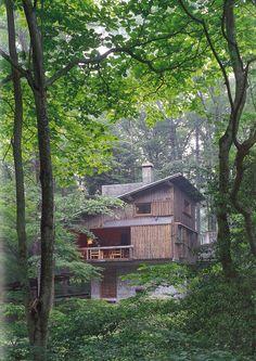 Paradise Backyard: Junzo Yoshimura