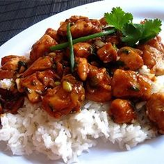 Kung Pao Chicken - Allrecipes.com