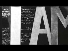 Colin McCahon 'Victory over death 2' 1970