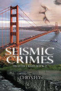 Stephanie's Studio: Seismic Crimes Released Today!
