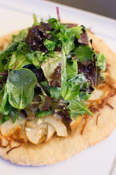 California Pizza Kitchen Frozen Pizza Instructions pear and gorgonzola pizza | california pizza kitchen, california