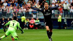 @RealMadrid Cristiano Ronaldo #LaLiga #LaLigaSantander #33Ligas #MálagaRealMadrid #RMLiga #RealMadrid #HalaMadrid #Ramos #HalaMadridYNadaMás #Benzema #Capitan #Merengues #Blancos #Cristiano #CR7 #CristianoRonaldo #9ine