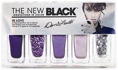 The New Black Demi Lovato In Love 5pc Nail Set In Love Ulta.com - Cosmetics, Fragrance, Salon and Beauty Gifts