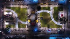 Impresionante video Parque Puerto Asis - Dia y Noche Phantom 4 Dji