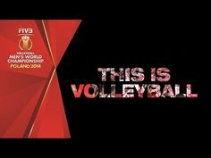 FIVB Volleyball Men's World Championship 2014 Poland - YouTube