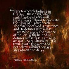 Venerable Fulton J. Sheen quotes