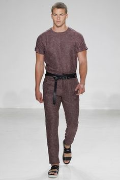 See the complete Cadet Spring 2017 Menswear collection. This is soooo hot!!