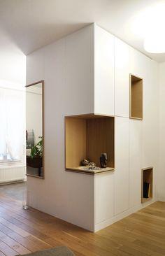 PIXELS - Architecte Paris 18ème - BARDIN ARCHITECTE - Architecture intérieur…