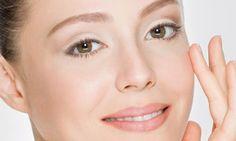 Drenagem linfática facial para dar fim ao inchaço