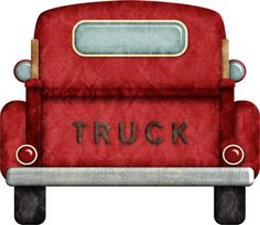 Red truck painting autos 43 Ideas for 2019 Farm Trucks, Old Trucks, Chevy Trucks, Lifted Trucks, Christmas Truck, Red Christmas, Vintage Christmas, Christmas Booth, Christmas Ideas