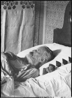 Johannes Brahms - Just after the death