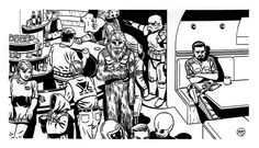 Star Wars - Cantina by SteamPoweredMikeJ.deviantart.com on @deviantART