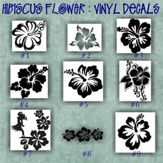BEAUTY SALON Vinyl Decals Custom Stickers Car Window - Car window vinyl decals custom