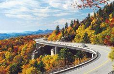 Skyline Drive, Shenandoah Valley, Virginia