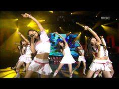 Girls' Generation - Into The New World, 소녀시대 - 다시 만난 세계, Music Core 20070901 - YouTube