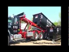 Cali has offered Rutherford dumpster and waste management services since 1983 and we pride ourselves on exceptional customer service.