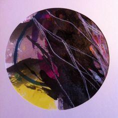#art #mixedmedia #circle