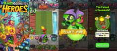 Lee El nuevo Plants vs Zombies Héroes ya está disponible App Store de Nueva Zelanda