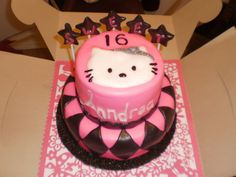 Sweet Sixteen Cakes for Girls | Sweet 16 Birthday Cakes For Girls