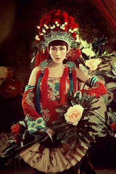 〖古韵组图〗梨园曲〖唯美古典京韵人物素材〗 Beautiful classical Peking opera song rhyme characters Material (literally)