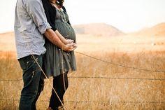 She Said...: maternity photo shoot (picture overload)