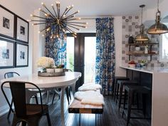 Property Brothers Drew and Jonathan Scott specialize in helping make home-makeover dreams a reality — as seen in these dramatic room transformations.