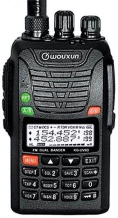 Wouxun KG-UV6D Dual Band