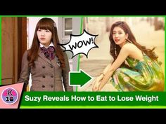Actress Bae Suzy has shared the extreme diet meals she eat in order to lose weight quickly. Park Min Young Reveals The Secret of Diet Plan for Weight . Before And After Diet, Before And After Weightloss, Wendy Red Velvet, Fitness Journal, Weight Control, Extreme Diet, Korean Actresses, Suzy, Weight Loss Motivation