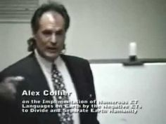 Shocking Truth About Tamil Language - Alex Collier in 1995 - YouTube