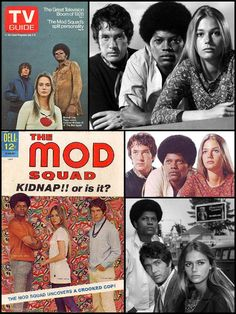 "The Mod Squad premiered on ABC on Sept. 24, 1968 and starred Michael Cole as 'Peter Cochran', Peggy Lipton as 'Julie Barnes' & Clarence Williams III as 'Lincoln ""Linc"" Hayes'."