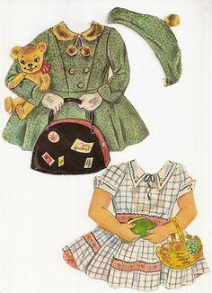 Jennifer's Clothes #2 by dlundbech, via Flickr