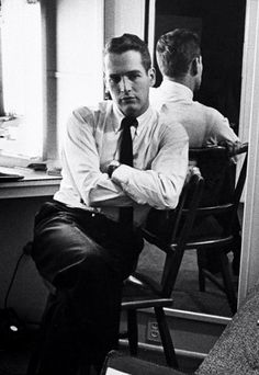 """You only grow old when your alone."" Paul Newman"