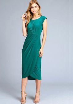 Emerald is My Stone Dress