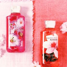 It's a battle of the blossoms at Bath & Body Works.