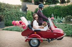 idea, dream, bride, scooter, green weddings