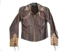 East West Musical Instruments Jacket / 1970s