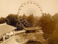 Ferris Wheel at Glen Echo.