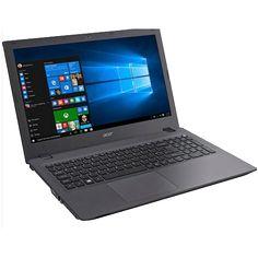 """Notebook Acer E5-573-541L - Intel Core i5-5200U - RAM 4GB - HD 1TB - Tela LED 15,6"""" - Windows 10 - Grafite Compre em oferta por R$ 1819.00 no Saldão da Informática disponível em até 6x de R$303,16. Por apenas 1819.00"""