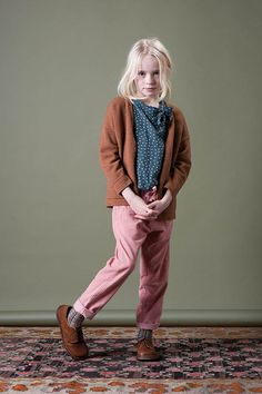 Caramel Baby & Child AW15/16 | The Junior