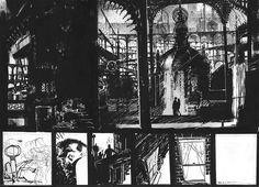Bill Sienkiewicz, Batman (unpublished)