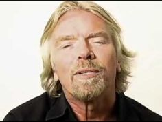 Richard Branson: Growing Up Dyslexic didn't stop him becoming a VERY successful business man
