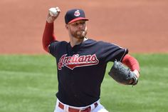 Best MLB player at every age  -  July 18, 2017:     31: COREY KLUBER, SP, INDIANS  -   The 2014 AL Cy Young winner, Kluber is having another fantastic year for Cleveland. He's 7-3 with a 2.86 ERA and 135 strikeouts in only 100.2 innings.