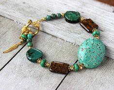 Wife Turquoise Bracelet
